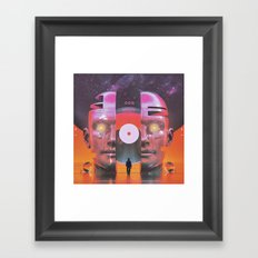 PHASER74 (everyday 03.17… Framed Art Print
