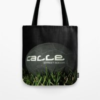 Calle-Swag District. Tote Bag