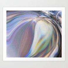 Wave Of Emotion Art Print