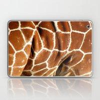 Giraffe Skin Close-up Laptop & iPad Skin