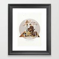 Just Gimme Indie Rock | … Framed Art Print