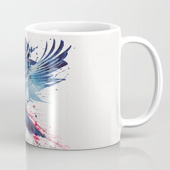 Bloody Crow Mug