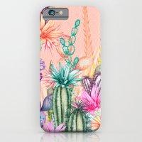 Cacti Love iPhone 6 Slim Case