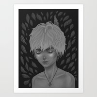 Without Wendy  Art Print