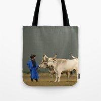 Herdsmen  Tote Bag