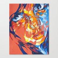 Uplcose Canvas Print