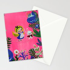 Alice Fan Art Stationery Cards