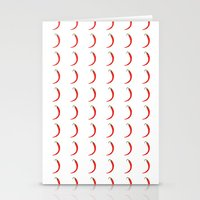 chili pepper Stationery Cards