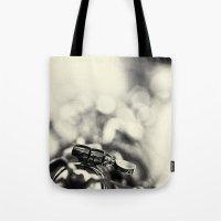 Bird! (Dark Version) Tote Bag
