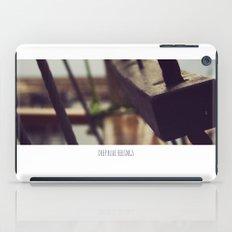 SET SAIL iPad Case