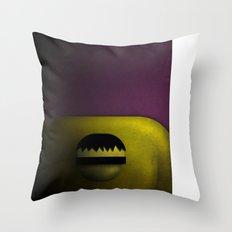 Smooth Heroes - Hulk Throw Pillow
