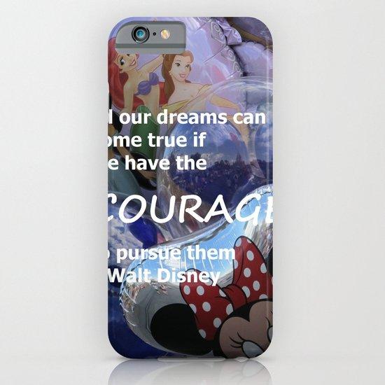 Disney Dreams iPhone & iPod Case