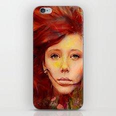 Irish Fairy iPhone & iPod Skin