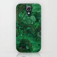 Malachite Galaxy S4 Slim Case