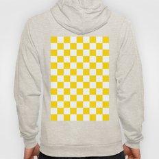 Checker (Gold/White) Hoody
