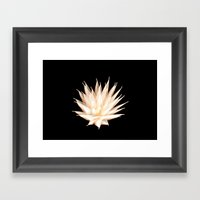 Efflorescence 25 Framed Art Print