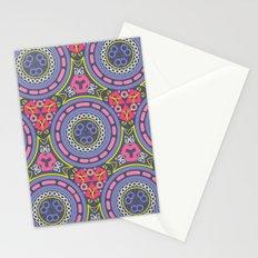 origami black hole Stationery Cards