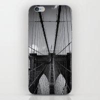 The Brooklyn Bridge iPhone & iPod Skin