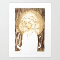 Islington Art Print