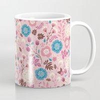 Pretty Pink Mug