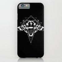 Geometric Moth 2 iPhone 6 Slim Case