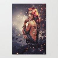 Endure Canvas Print