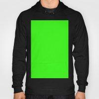 Neon Green Hoody