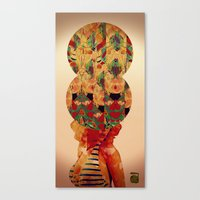 SEE OF CONSCIOUSNESS Canvas Print