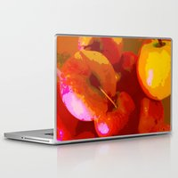 apple Laptop & iPad Skins featuring Apple by Mr and Mrs Quirynen