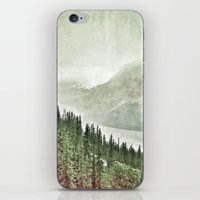 Banff National Park, Canada iPhone & iPod Skin