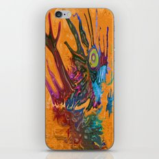 The Swamps Of Frigg iPhone & iPod Skin