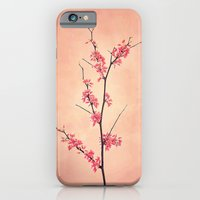 iPhone & iPod Case featuring The Passion of Pink by RichCaspian