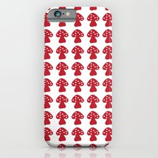 mushroom red Slim Case iPhone 6s