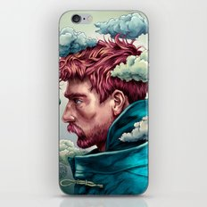 King of the Clouds iPhone & iPod Skin
