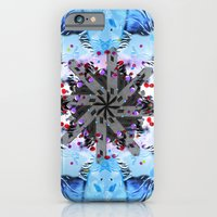iPhone & iPod Case featuring Mandala series #16 by AntWoman
