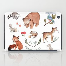 Camp Companions iPad Case