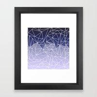 Bayo Rays Framed Art Print