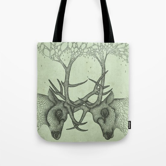 Into the Spring Tote Bag