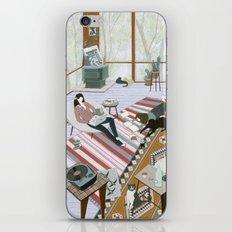 Sisters Room iPhone & iPod Skin