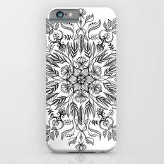 Thrive - Monochrome Mandala Slim Case iPhone 6s
