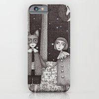iPhone & iPod Case featuring Hansel and Gretel by Judith Clay