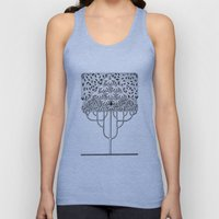 Tree Collection -3 Unisex Tank Top