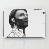Hannibal Lecter iPad Case