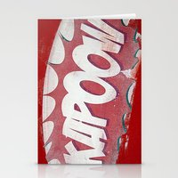 Kapoow Stationery Cards