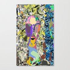 MODIGLIANI JEANNE POLLOCK Canvas Print