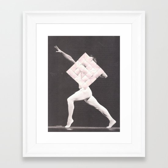 For No One Framed Art Print