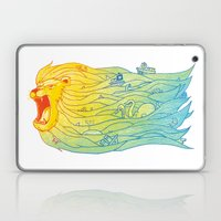Sea Lion Laptop & iPad Skin