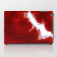 Cherry Cream Sky iPad Case
