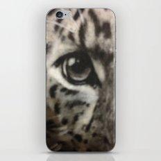 Leopard Eye iPhone & iPod Skin