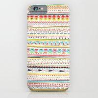 Pattern No.2 iPhone 6 Slim Case